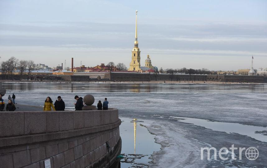 "В Петербурге весна. Фото Святослав Акимов, ""Metro"""