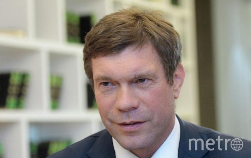 Депутат Олег Царёв. Фото РИА Новости