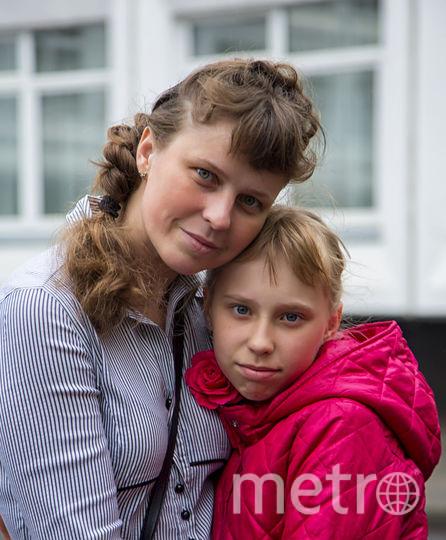 Воронцова Александра (мама), Воронцова Дарья (дочь).