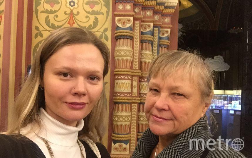 Мама Полшкова Татьяна. Дочь Полшкова Юлия. Фото Юлия