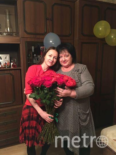 Галина Петровна Аляшева (мама), Юлия Витальевна Аляшева (дочь). Фото Аляшевы