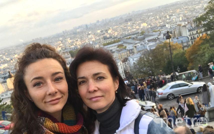 На фотографии мама Ира и дочка Юля, семейство Шуголь. Фото Юлия