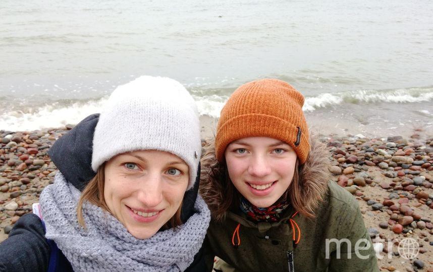 Мы мама и дочка: Головина Наталья и Головина Дарья. Путешествие г.Светлогорск. Фото Наталья