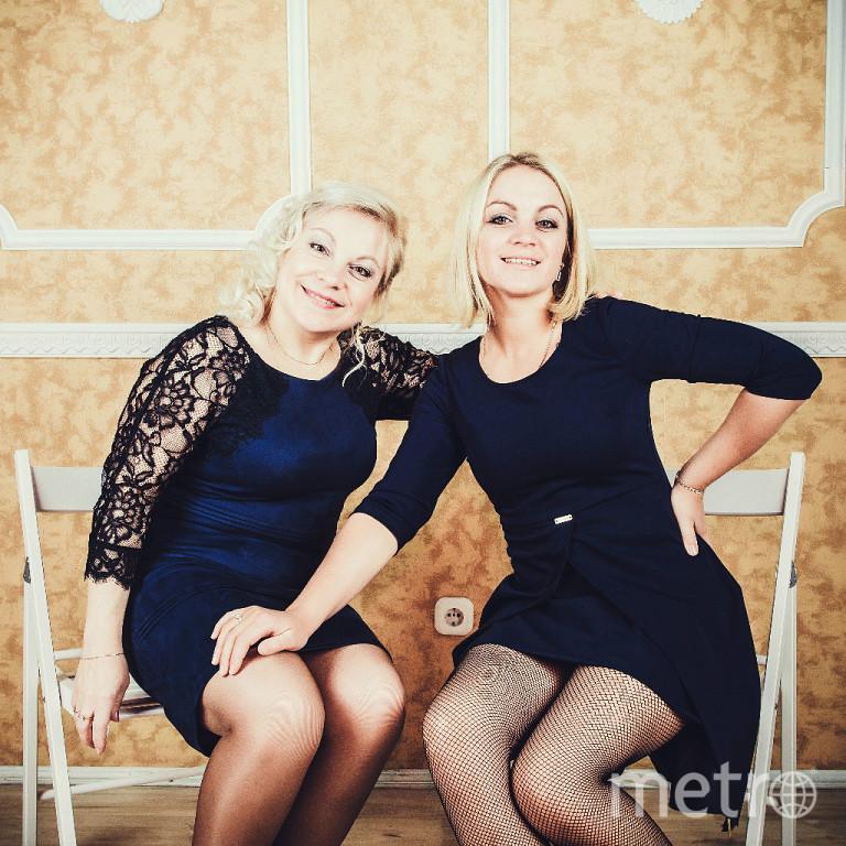 Нас зовут дочь Кристин Петри и мама Ольга Петри. Фамилия эстонская, по моему мужу. Фото Ольга