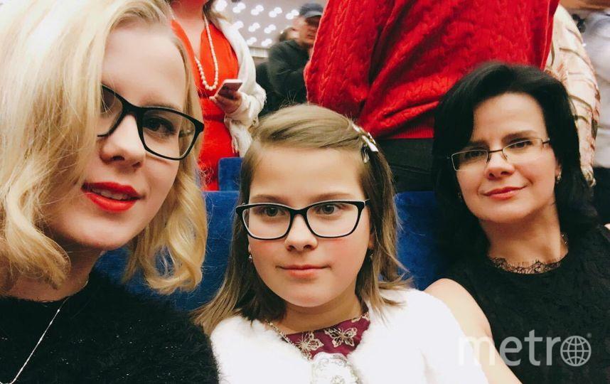 Маму зовут Екатерина Парамонова, старшая дочка Полина, младшая – Елизавета. Фото Наталья