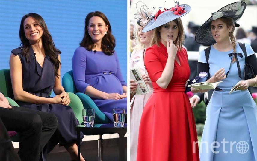 В британской королевской семье всё не так уж гладко, как кажется. Фото Getty