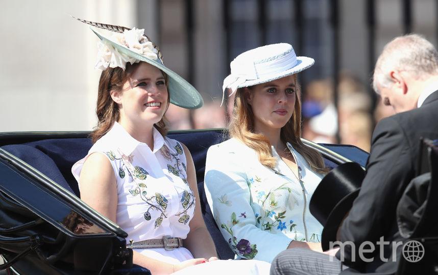 Принцессы Беатрис и Евгения. Фото Getty