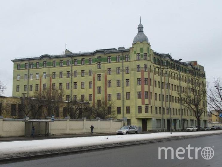 Дом А.Х. Ефремова. Фото kgiop.gov.spb.ru