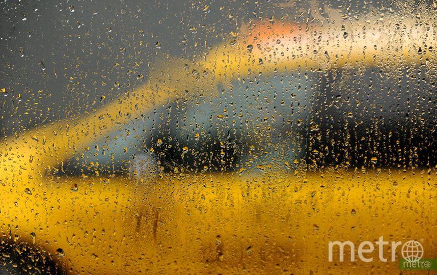 Во вторник в Москве ожидается первая гроза. Фото Василий Кузьмичёнок