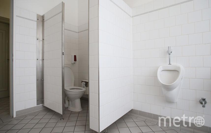 Общественный туалет. Фото Getty