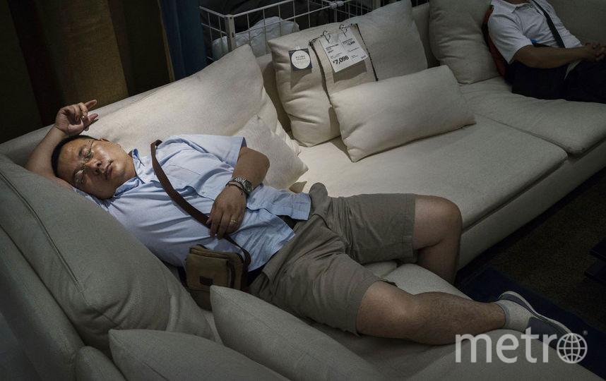Наихудшая поза для сна, по мнению врачей - лёжа на животе. Фото Getty