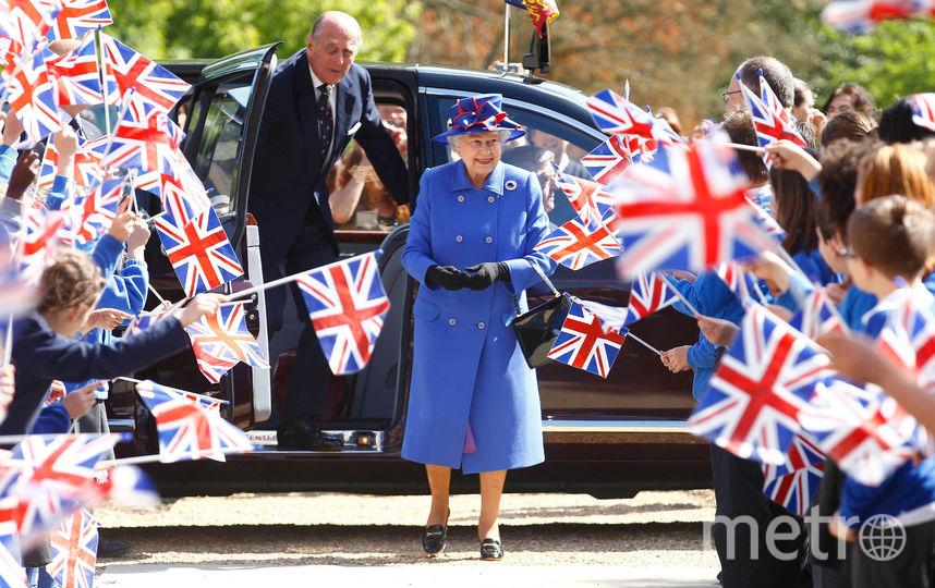 Королева Великобритании Елизавета II. Фото Getty