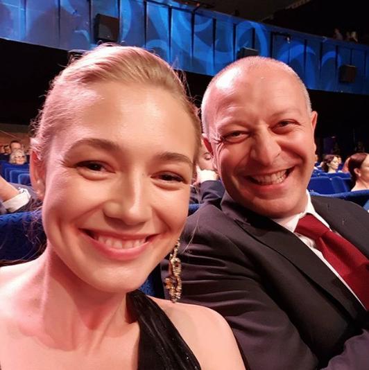 Актриса Оксана Акиньшина с супругом Арчилом Геловани. Фото www.instagram.com/akinshok2013