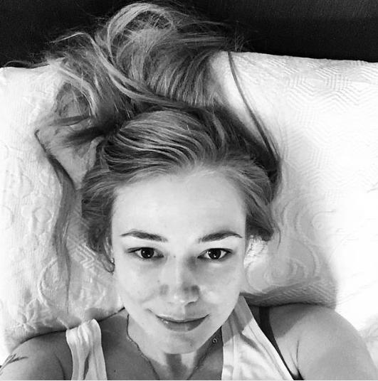Актриса Оксана Акиньшина. Фото www.instagram.com/akinshok2013