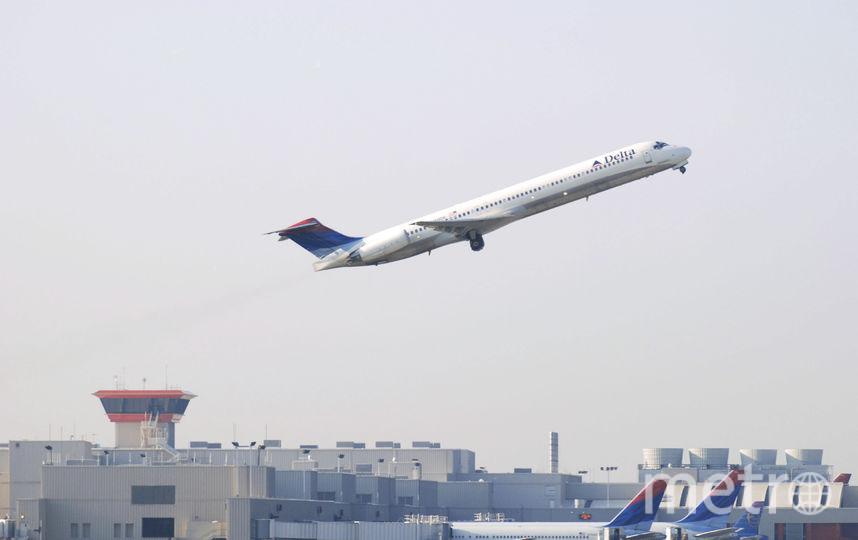 Аэропорт Атланты Хартсфилд-Джексон. Фото Getty