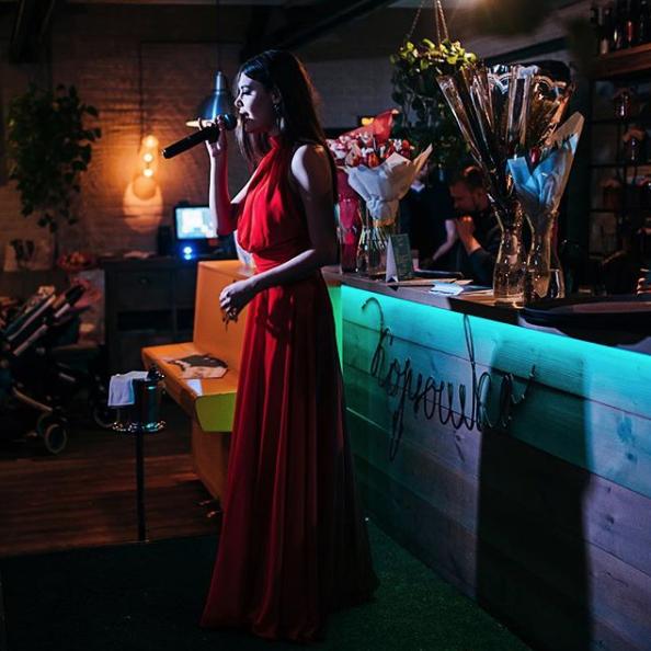 Ольга Меганская. Фото Скриншот Instagram: omeganskaya