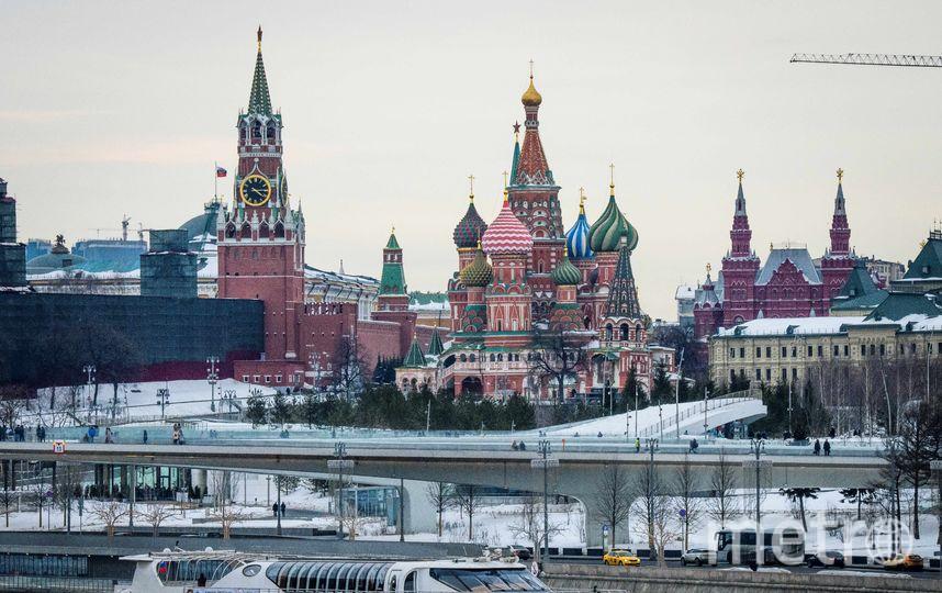 В столице ожидается похолодание. Фото AFP
