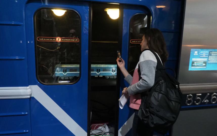 """Экспозиция метро. Фото Святослав Акимов, """"Metro"""""""