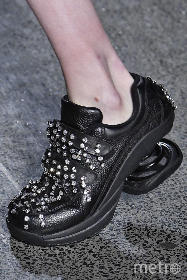 Ортопедическая обувь. Фото Getty