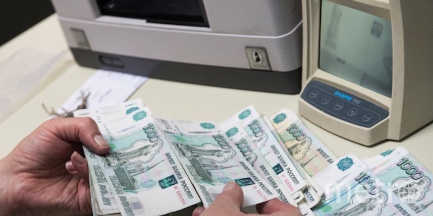 Доллар и евро продолжают активный рост. Фото РИА Новости
