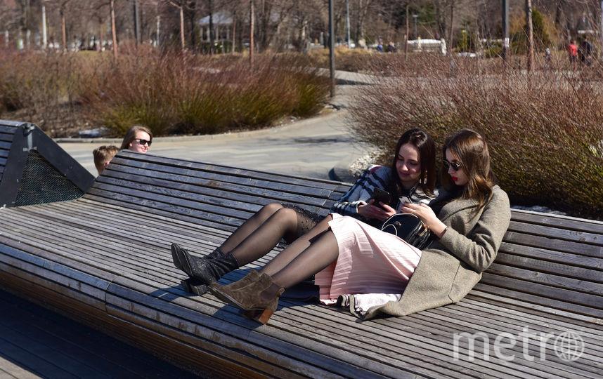 Мобильный интернет обходится москвичам в пять раз дешевле, чем жителям Нью-Йорка. Фото Василий Кузьмичёнок
