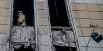 СКР: халатность командира пожарного звена привела к гибели 37 человек в ТЦ