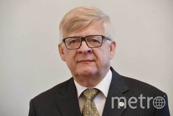 Посол России в Ливане Александр Засыпкин. Фото РИА Новости