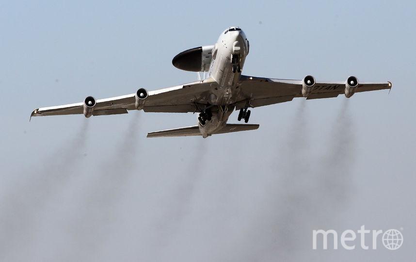 AWACS. Фото Getty