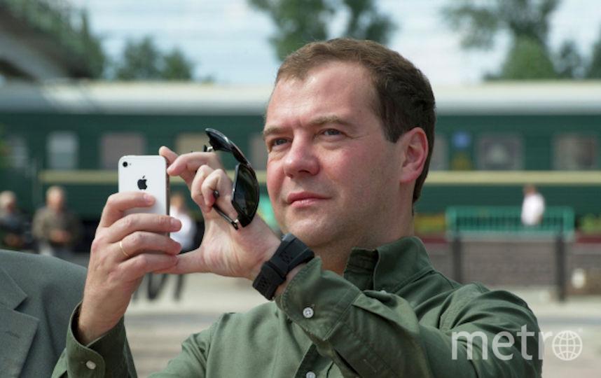 Медведев предложил ограничить доступ товаров изсоедененных штатов на рынок России — Ответный удар