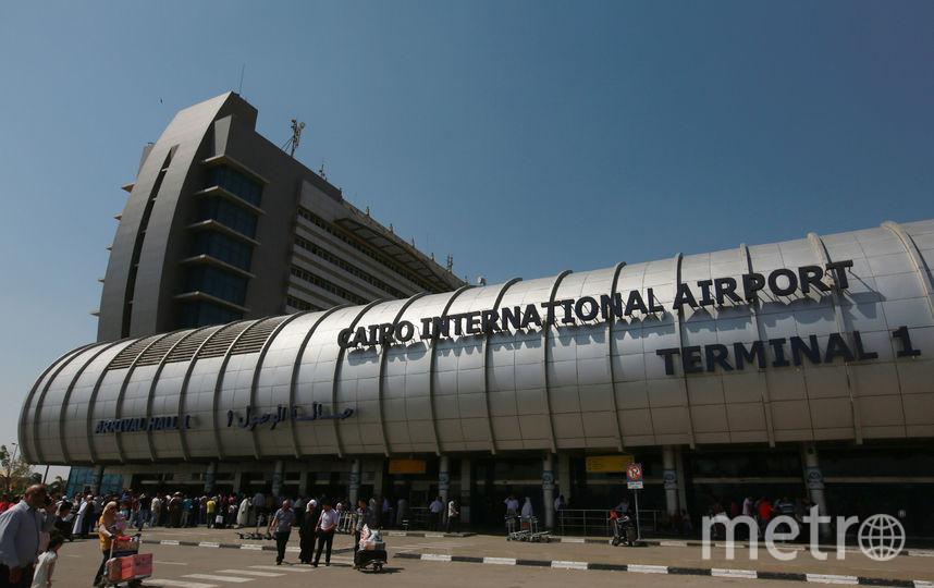 Аэропорт Каира. Фото Getty