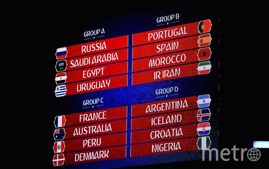 Чемпионат мира по футболу пройдёт на 12 стадионах в 11 городах России с 14 июня по 15 июля 2018 года. Фото Getty