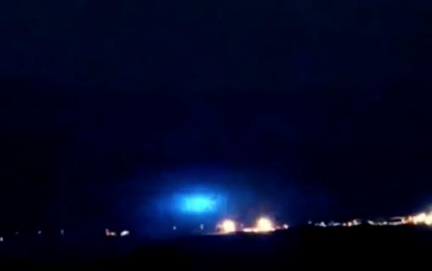 Объект в Зоне 51 в Неваде. Фото Скриншот Youtube