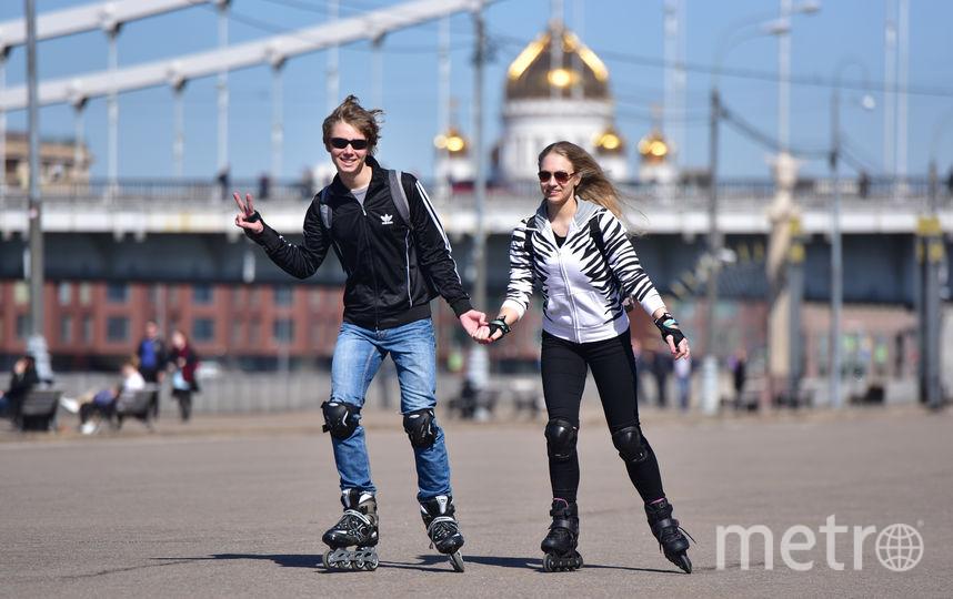 Тепло вернётся в Москву в выходные. Фото Василий Кузьмичёнок