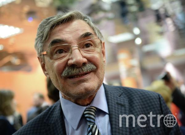 Актёр Александр Панкратов-Чёрный. Фото РИА Новости
