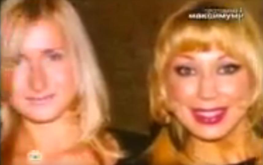 Маша Распутина и Лидия Ермакова. Фото Скриншот Youtube
