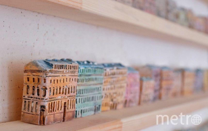 "В мастерской. Фото Алена Бобрович, ""Metro"""
