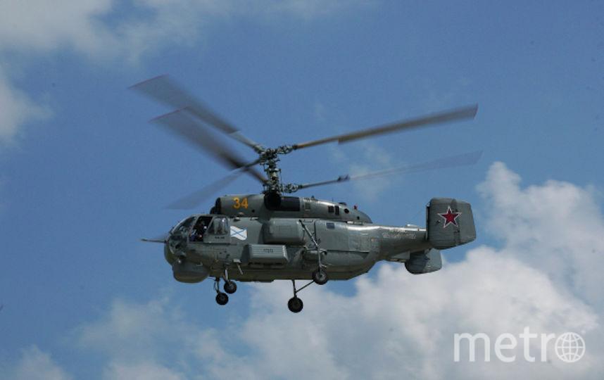 Вертолёт Ка-29. Фото РИА Новости