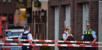 Вооружённый мужчина напал на посетителей пекарни в Германии, есть раненые