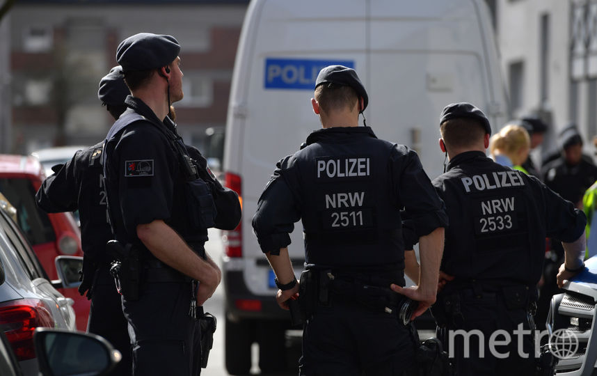 Вооружённый мужчина напал на посетителей пекарни в Германии, есть раненые. Фото Getty