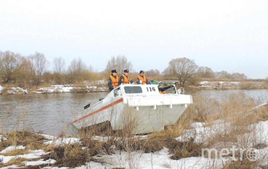 Главное управление МЧС выделило 85 единиц плавательной техники. Фото Пресс-служба ГУ МЧС по Тульской области