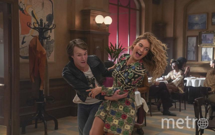"Кадр из фильма ""Mamma Mia! 2"". Фото kinopoisk.ru"