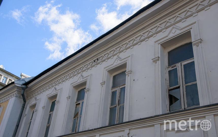 Солянский проезд, д. 2/6. Фото Василий Кузьмичёнок