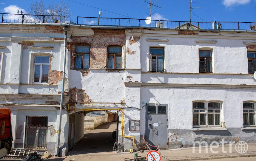 Хитровская площадь, д. 11. Фото Василий Кузьмичёнок