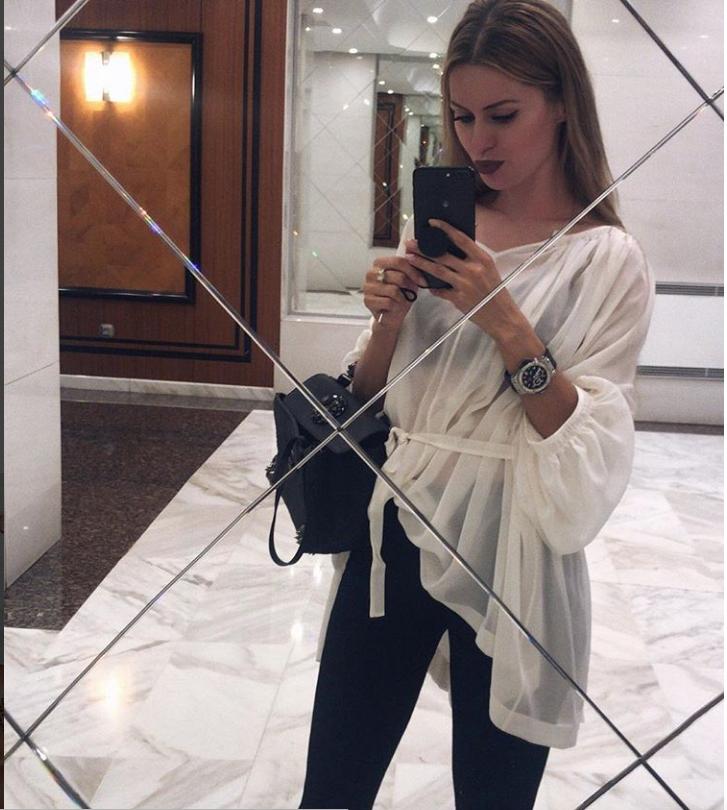 Виктория Боня. Архив. Фото instagram.com/victoriabonya