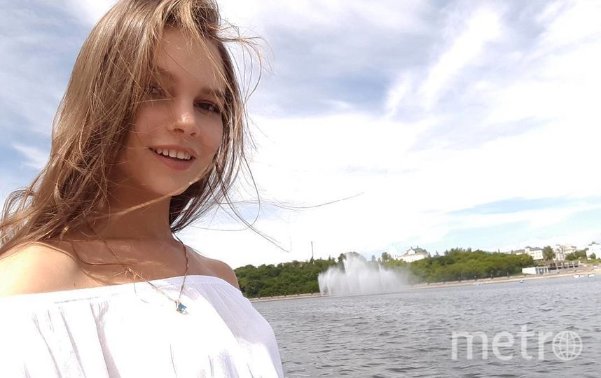 Юлия Полячихина. Фото скриншот https://www.instagram.com/polyachihinayulia/