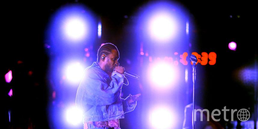 Кендрик Ламар. Фото Getty