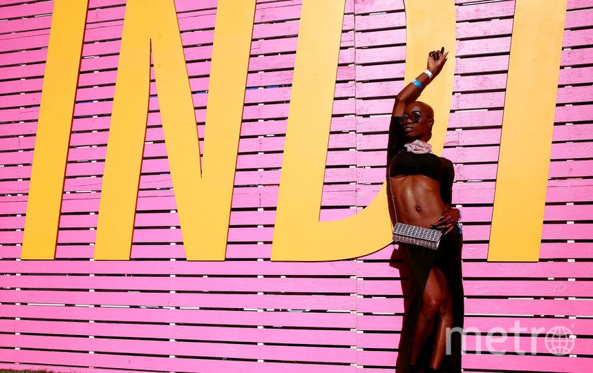 """""""Голые"""" наряды и фрики на Coachella-2018: Фото. Фото Getty"""