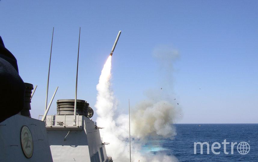 Вглобальной web-сети обнародовано видео запусков «Томагавков» изкрейсера США поСирии