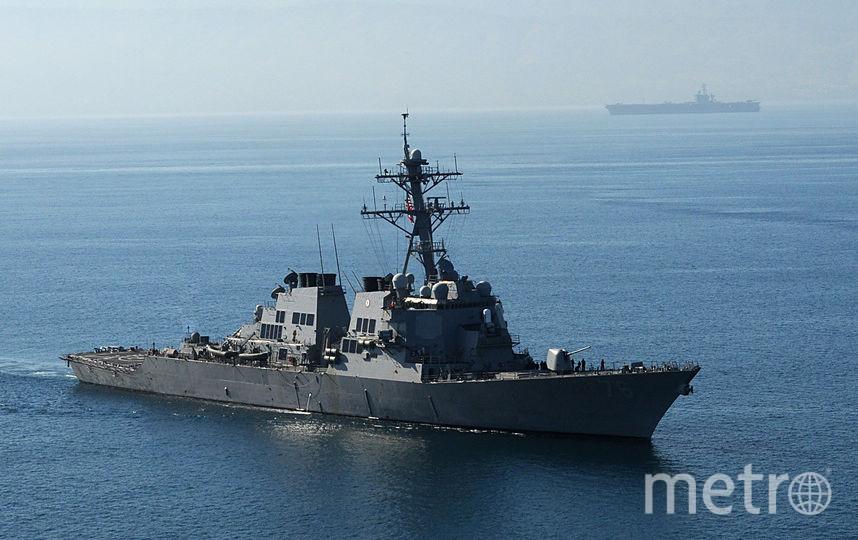 USS Higgins. Фото Getty
