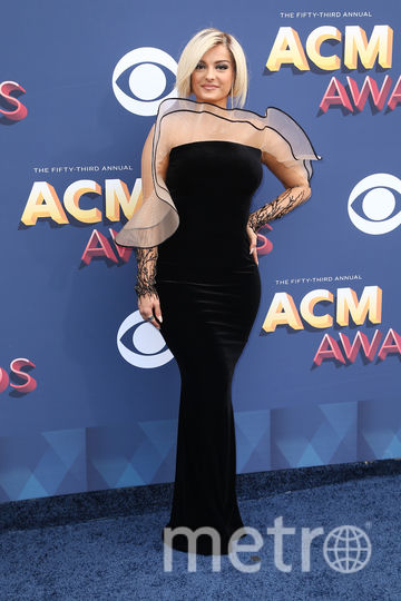 Academy Of Country Music Awards-2018. Бебе Рекса. Фото Getty